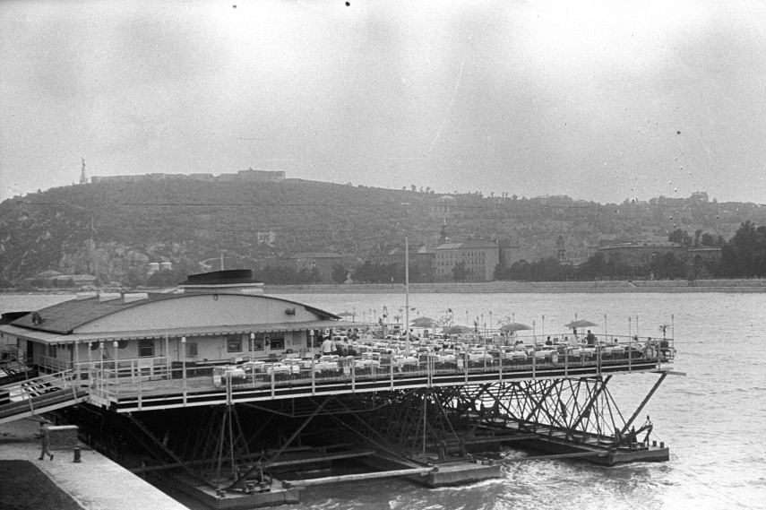 1960, Eötvös tér, 5. kerület