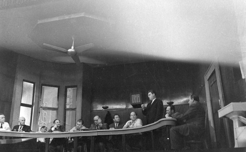 1959, Váci utca, Bartók Terem ( Pesti Színház), 5.kerület