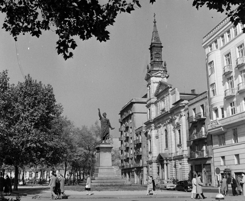 1960, Petőfi tér, 5. kerület