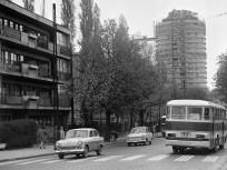 1967, Szilágyi Erzsébet fasor, 2. kerület