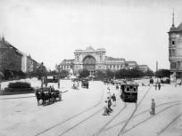 1903, Baross tér, 8. és 7. kerület