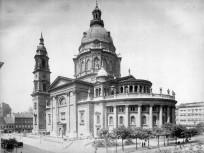 1903, Váci körút (Bajcsy-Zsilinszky út), a Szent István Bazilika