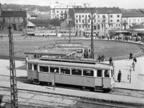 1950-es évek vége, Moszkva tér 1. és 2. kerület