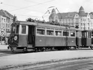 1957, Móricz Zsigmond körtér, a HÉV végállomása