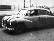 1958 táján, Váci út