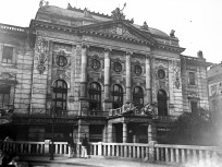 1917, Corvin tér, (1950-től 1. kerület)