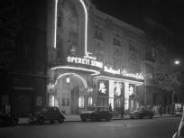 1962, Nagymező utca, 6. kerület
