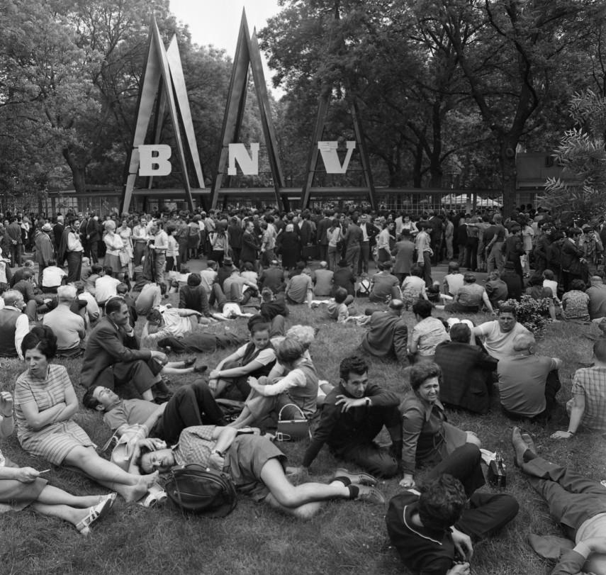1973, Városliget, Népstadion út, 14. kerület