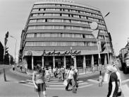 1974, Baross tér a Rottenbiller utcánál, 7. kerület