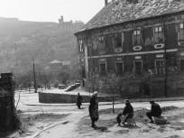 1958, Váralja utca az Apród utcánál, 1. kerület