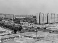 1976, Árpád híd budai hídfő, 3. kerület