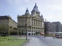 1962, Deák Ferenc tér, 5., 6., és 7. kerület