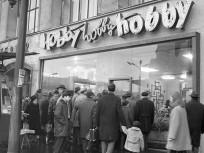 1968, Deák Ferenc tér, 6. kerület