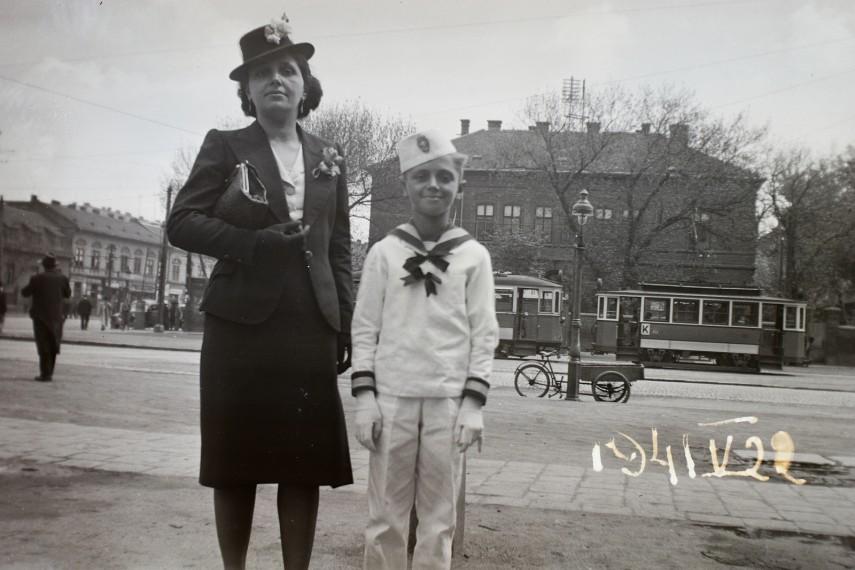 1941, Hungária körút a Kerepesi útnál, 10. kerület