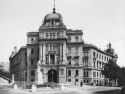1940, Keleti Károly utca, MAGYAR KIRÁLYI KÖZPONTI STATISZTIKAI HIVATAL, 2. kerület