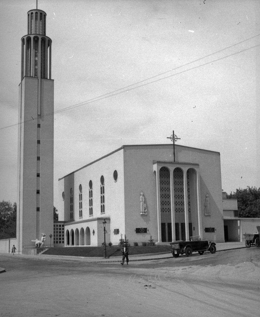 (1940-től) Pasaréti tér, 2. kerület