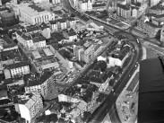 1963, Moszkva tér és környéke