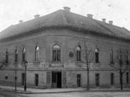 1920, Csend utca és a Csap utca sarok, 1. kerület