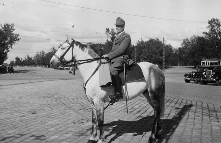 1949, Könyves Kálmán körút az Üllői útnál, 10. kerület