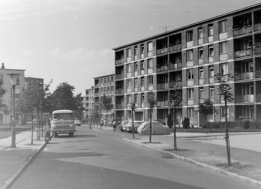 1970, Ifjúmunkás utca, 9. kerület