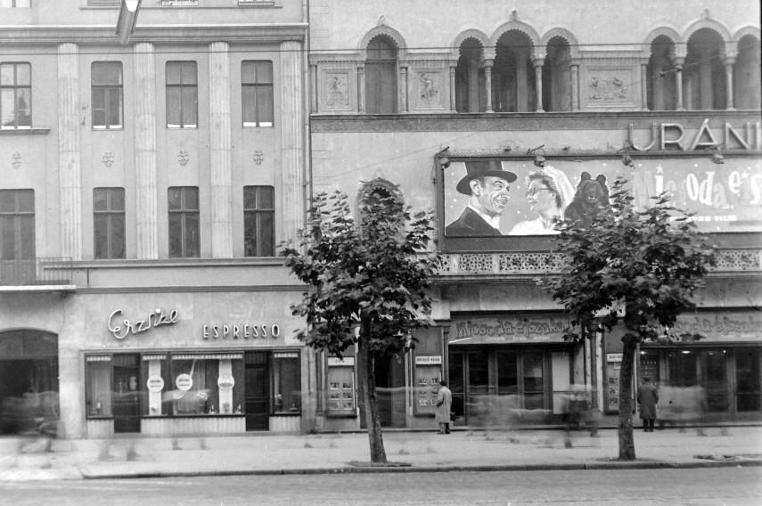 1958, Rákóczi út, 8. kerület