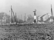 1961, Budaörsi út és a Balatoni műút elágazása, 11. kerület