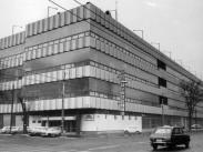 1978, Dózsa György út a Szabolcs utcánál, 13. kerület