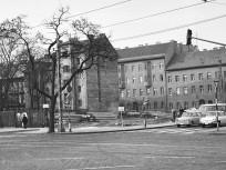 1973, Lehel utca a Róbert Károly körútnál, 13. kerület