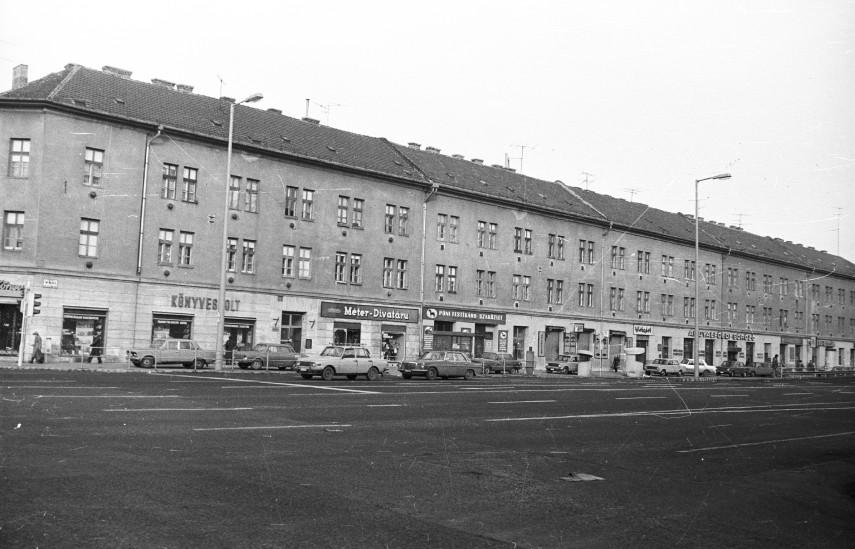 1984, Váci út,13. kerület