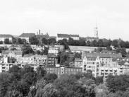 1982,  Vérmező és a Várhegy nyugati oldala, 1. kerület