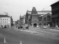 1964, Dimitrov (Fővám) tér, 9. és 5. kerület