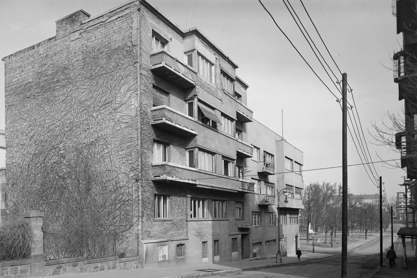 1959, Szamos utca, 12. kerület