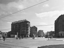 1951, Széna tér, 2. kerület