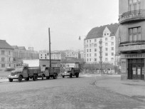 1952, Széna tér, 1. kerület