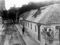 1914, Zárda (Rómer Flóris) és a Tudor (Buday László) utca sarok, 2. kerület