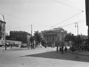 1951, Blaha Lujza tér és Rákóczi út, 8.és 7. kerület