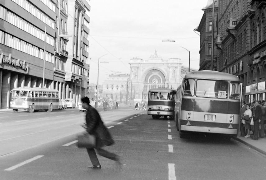 1969, Rákóczi út, 8. és 7. kerület