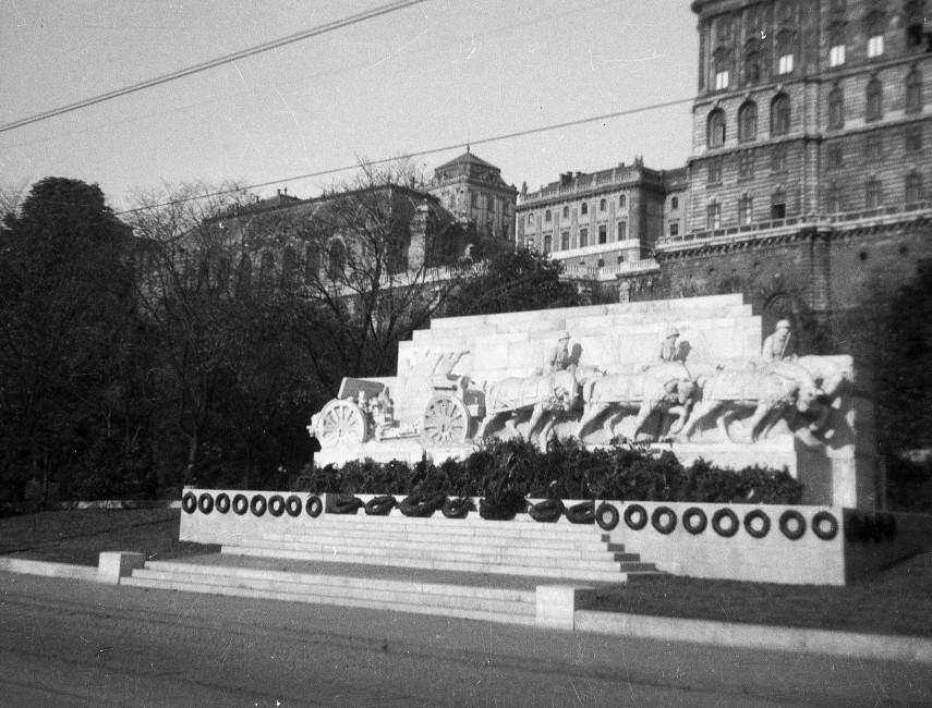 1939, Palota (Dózsa György) tér, 1. kerület