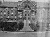 1938, Ferenc József (Széchenyi István) tér, 4. (1950-től 5.) kerület