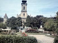 1942, Szent István (Savoyai Jenő) tér, 22. kerület