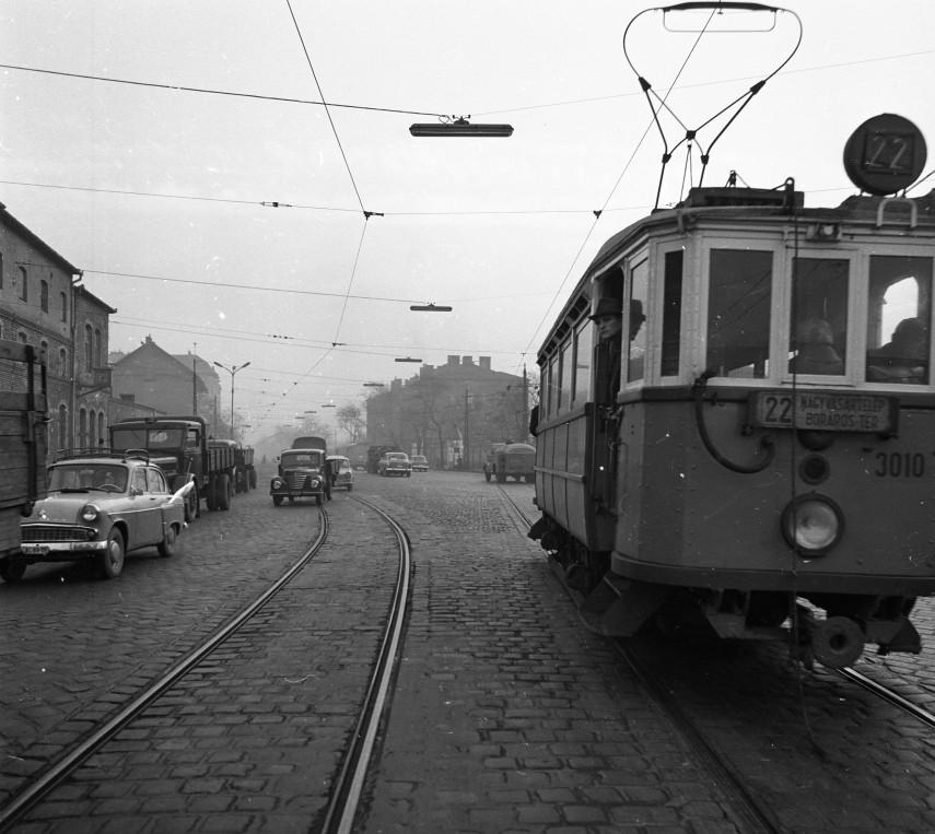 1965, Soroksári út, 9. kerület