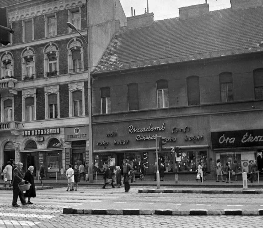 1973, Mártírok útja (Margit körút), 2. kerület