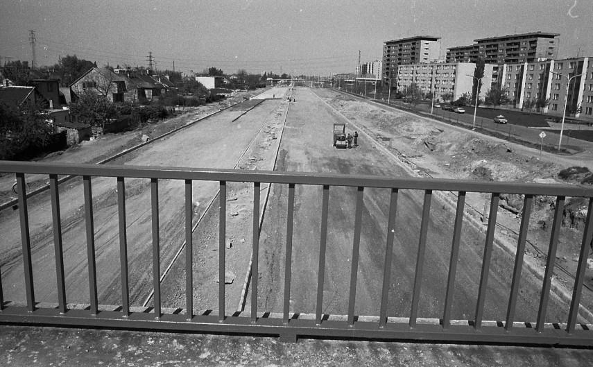 1981, az M3 bevezető szakasza, 14. kerület