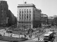 1981, Deák Ferenc tér, 5. kerület