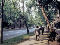 1969, Népköztársaság útja (Andrássy út), 6. kerület