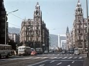 1970, Felszabadulás tér (Ferenciek tere), 5. kerület