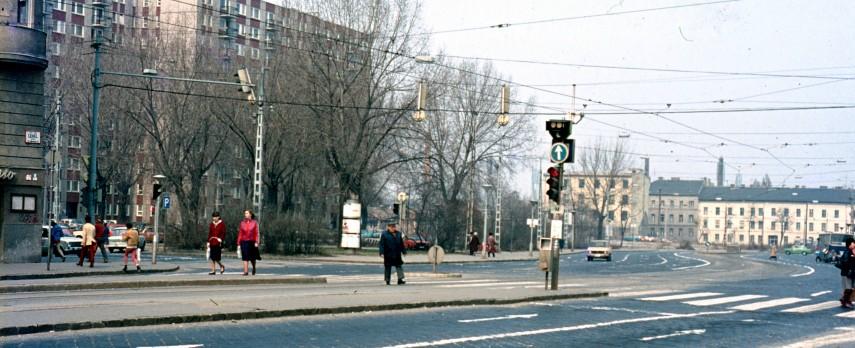 1983, Béke tér, 13. kerület