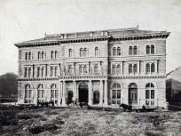 1874 táján, Fővám tér, 9. kerület