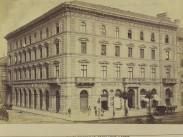 1880-as évek, Váci körút (Bajcsy-Zsilinszky út), 4. (1950-től 5.) kerület