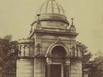1880-as évek, Fiumei úti Nemzeti Sírkert (Kerepesi temető), Ganz Ábrahám mauzóleuma